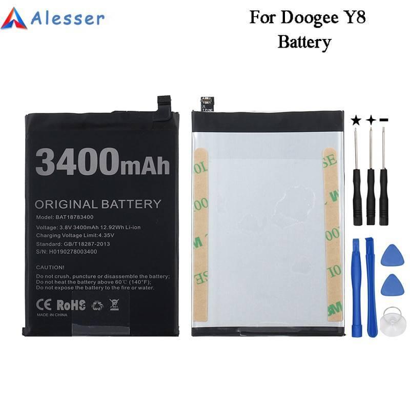 Bateria original de 3400 mAh para movil chino Doogee Y8