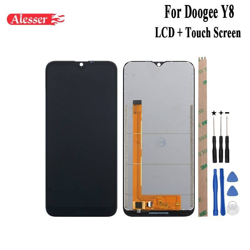 Pantalla LCD + pantalla táctil de reemplazo para movil Doogee Y8
