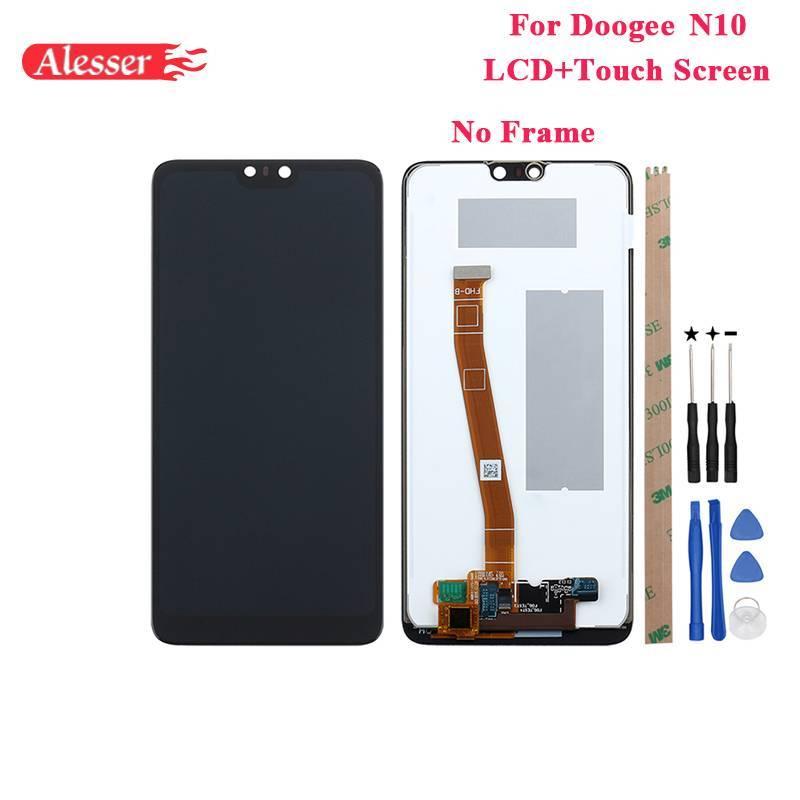 Pantalla LCD + pantalla táctil de reemplazo para movil chino  Doogee N10