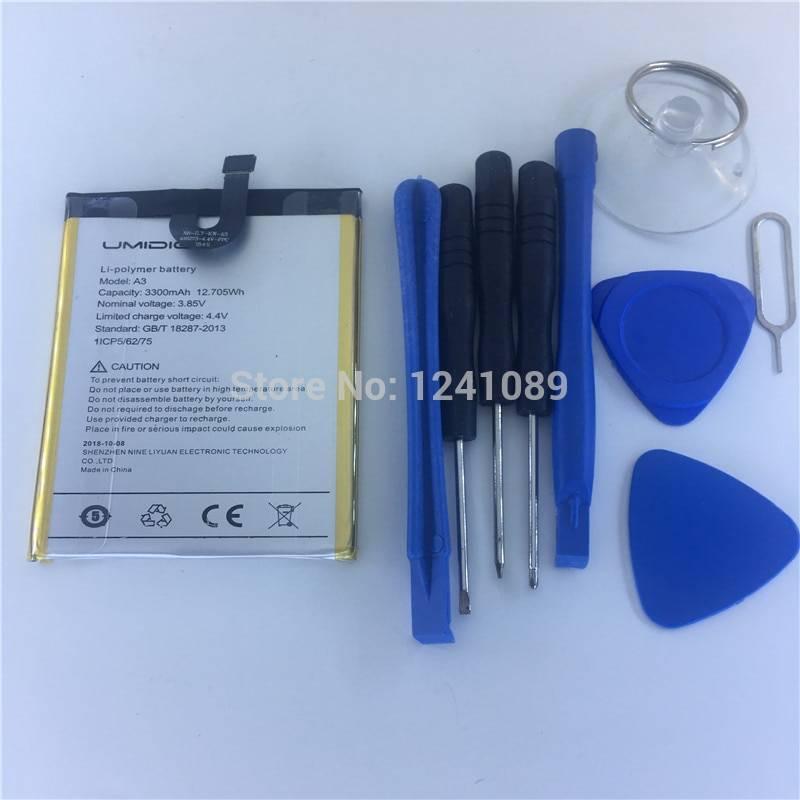 Bateria original de3300 mAh para movil chinoUMIDIGI A3