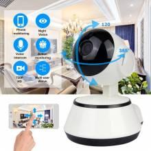 Camara de vigilancia para bebes reproductor de audio y video IP 720P HD