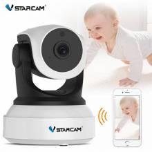 Camara de vigilancia para bebes con detección de movimiento y audio de dos vias