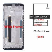 Pantalla LCD + pantalla tactil de reemplazo para movil chino Cubot X18 Plus