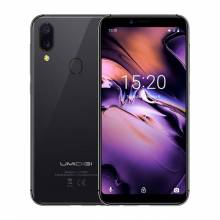 "Movil chino UMIDIGI A3 Global Band pantalla 5.5 "" HD + display 2GB + 16GB Quad core Android 8.1 12MP + 5MP 4G"