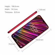 "Movil chino UMIDIGI F1 Android 9,0 pantalla 6,3"" FHD + 128GB ROM 4 GB RAM Helio P60 bateria 5150 mAh 16MP + 8MP"