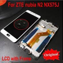 Pantalla LCD + pantalla táctil de reemplazo para movil chino ZTE Nubia N2 NX575J