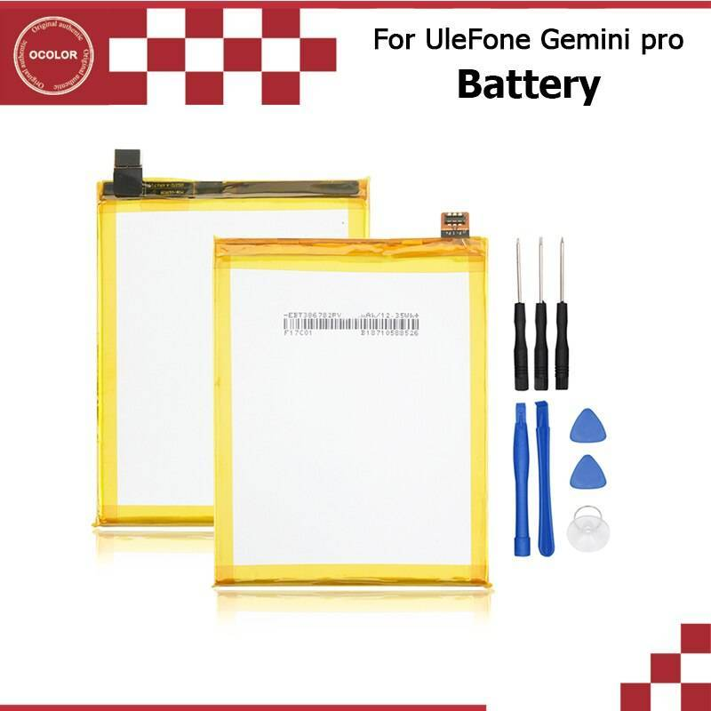 Bateria original de3680 mAh para movil chino UleFone Gemini pro T1