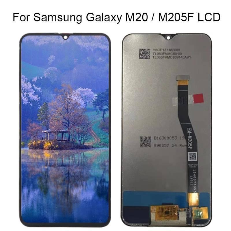 Pantalla LCD + pantalla táctil de reemplazo para movil chino SAMSUNG Galaxy M20
