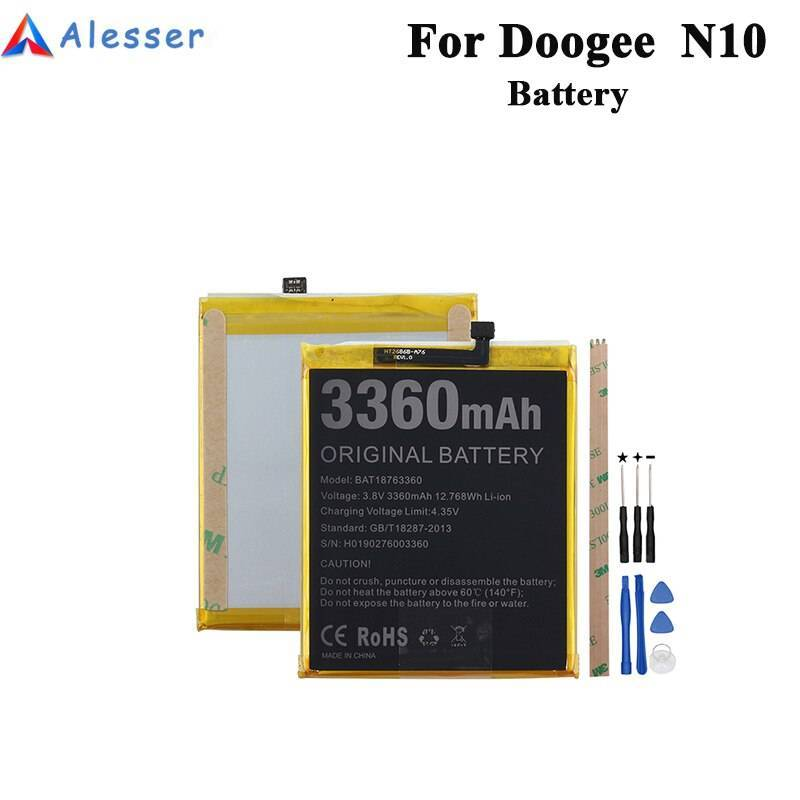 Bateria original de 3360 mAh para movil chino Doogee N10
