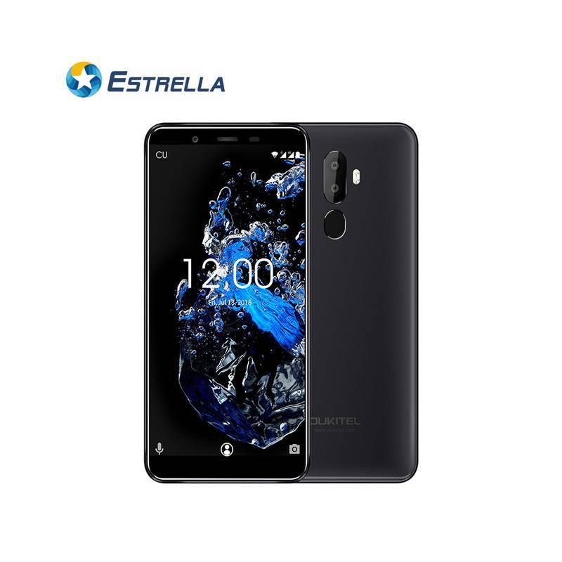 Movil chino Oukitel U25 Pro pantalla 5.5 Pulgadas Android 8.1 4GB RAM 64GB ROM MTK6570T bateria 3200mAh 13MP+5MP