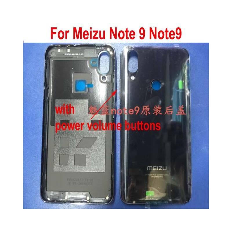 Tapa trasera original de batería para movil chino Meizu Note 9
