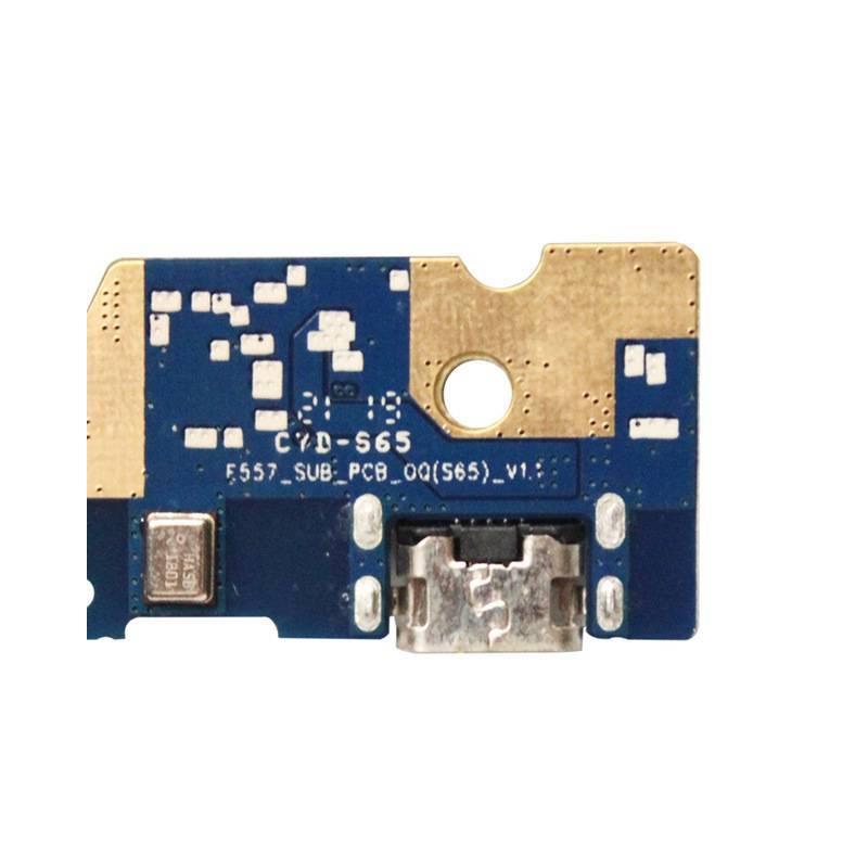 Repuesto placa USB cargador de enchufe para movil chino OUKITLE C15 PRO