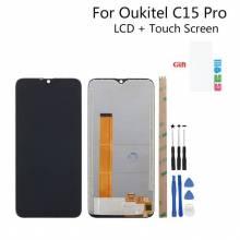 Pantalla LCD + pantalla táctil de reemplazo para movil chino Oukitel C15 Pro