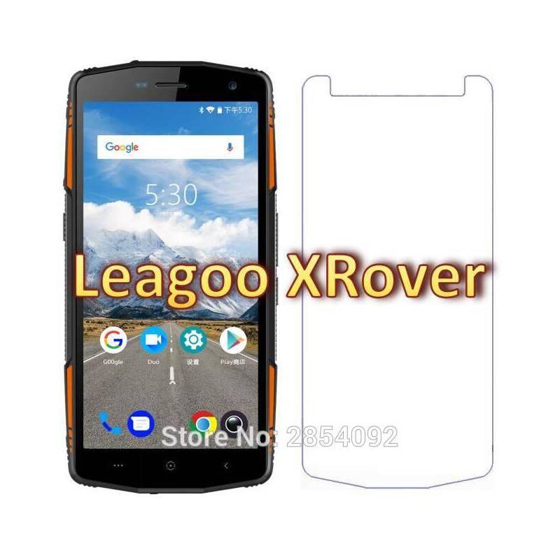Protector de pantalla vidrio templado de alta calidad para movil chino Leagoo X Rover