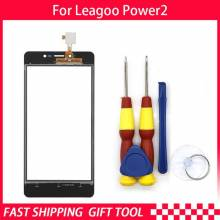 Pantalla táctil digitalizadora de reemplazo para movil chino Leagoo Power 2