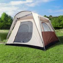 Tienda de campaña para 4-8 personas ideal para refugio para playa picnic o Camping
