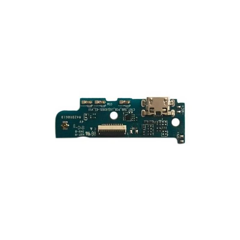 Repuesto placa USB cargador de enchufe para movil chino Leagoo M11