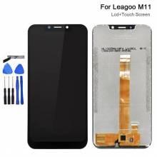Pantalla LCD + pantalla táctil de reemplazo para movil chino Leagoo M11