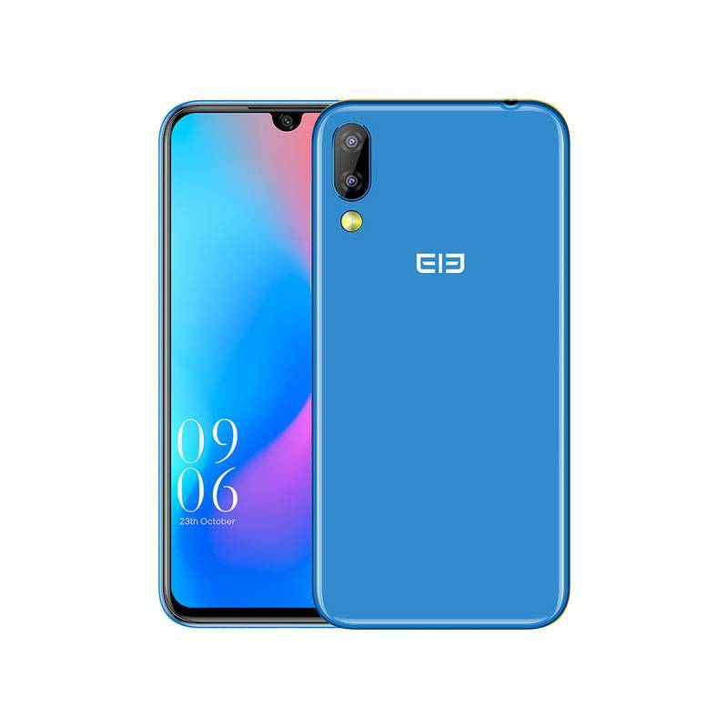 Movil chino Elephone A6 Mini 4 GB RAM 32 GB ROM pantalla 5,71 pulgadas Android 9,0 MT6761 Quad Core 2,0 GHz bateria 3080 mAh