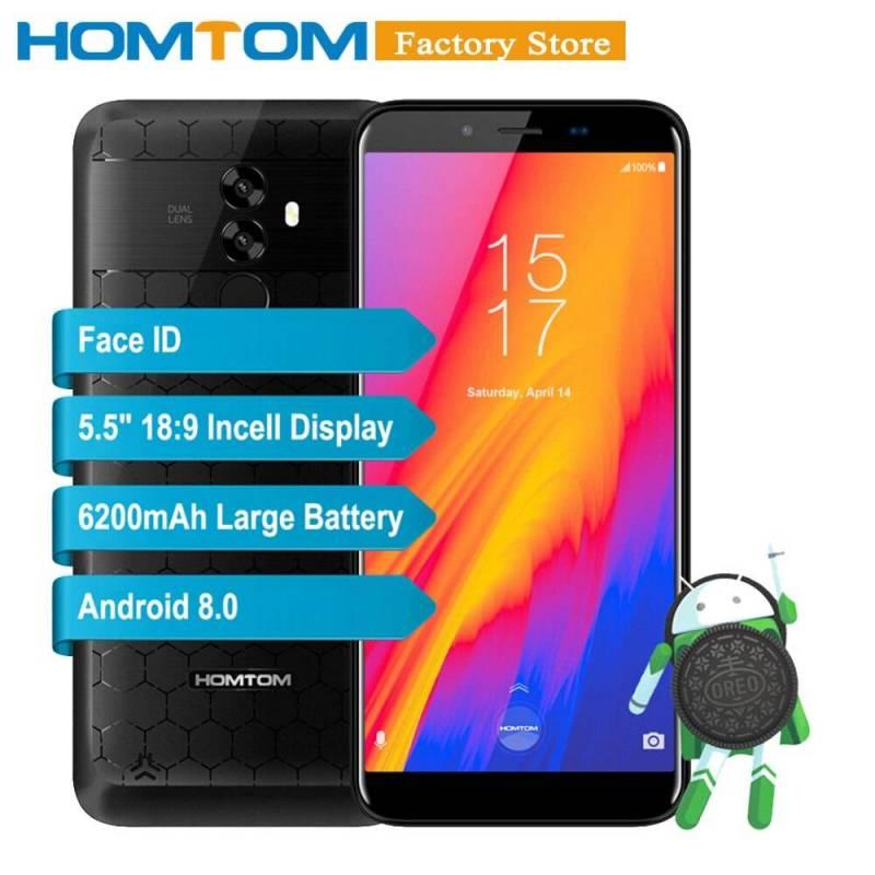 Movil chino HOMTOM S99 4 GB 64 GB 21MP huella OTG OTA bateria 6200 mAh pantalla 5,5 pulgadas