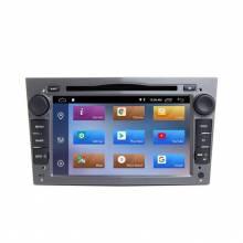 Reproductor Multimedia para coche con Android 8,1 2 DIN para Opel Astra H G J Vectra Antara Zafira Corsa Vivaro Meriva veda