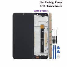 Pantalla LCD + pantalla táctil de reemplazo para movil chino UMI Umidigi POWER