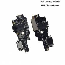 Repuesto placa USB cargador de enchufe para movil chino Umidigi Power