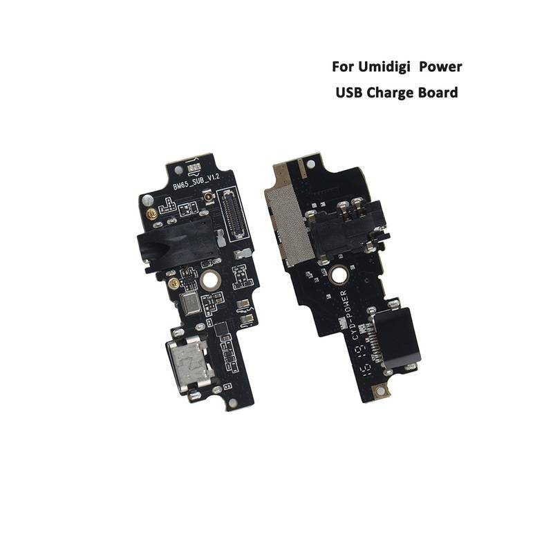 Repuesto placa USB cargador de enchufe para movil chino Umidigi Power