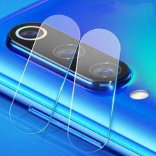 2 Unidades de protector de pantalla vidrio templado para camara trasera de alta calidad para movil chino Xiaomi Mi 9T