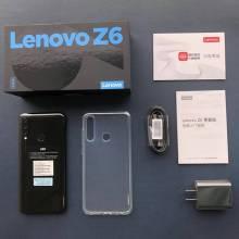 Movil chino Lenovo Z6 Lite Global ROM con 4GB 64GB Snapdragon 710 Octa Core pantalla de 6,3 pulgadas bateria 4050mAh