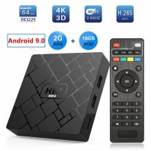 Tv box Transpeed Android 9,0 RK3229 2G DDR3 16G EMMC ROM 4K 3D H.265 Wifi