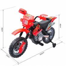 Prerciosa moto electrica para niños y niñas de 3 años con bateria 6V recargable