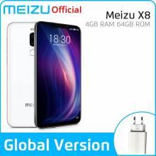 Movil chino Meizu X8 4Gb 64Gb o 6GB 120GB Versión Global procesador Snapdragon 710 Octa Core