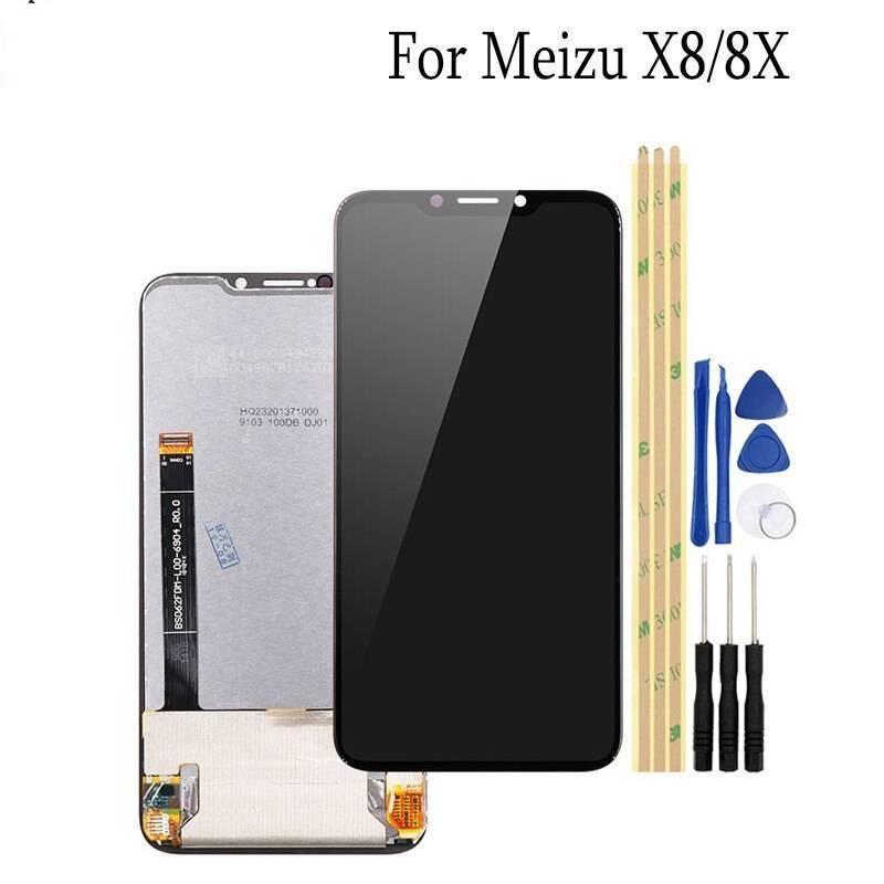Pantalla LCD + pantalla táctil de reemplazo para movil chino Meizu X8