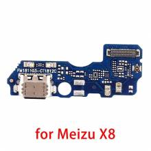 Repuesto placa USB cargador de enchufe para movil chino Meizu X8
