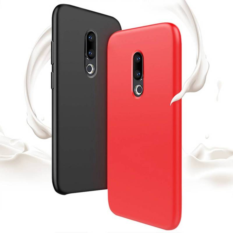 Funda de proteccion en silicona para movil chino Meizu X8