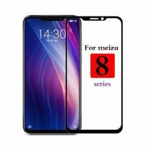 2 Unidades de protector de pantalla vidrio templado de alta calidad para movil chino Meizu X8
