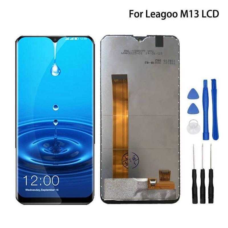 Pantalla LCD + pantalla táctil de reemplazo para movil chino Leagoo M13