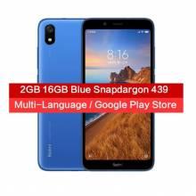 Movil chino Xiaomi Redmi 7A 2GB 16GB pantalla 5.45 Snapdargon 439 Octa Core bateria 4000mAh 4G