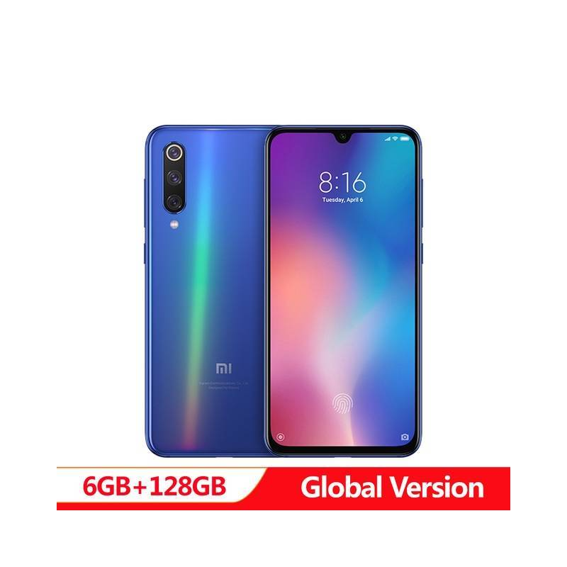 "Movil chino Xiaomi mi 9 SE Versión Global 6GB 128GB ROM Snapdragon 712 Octa Core pantalla 5,97"" triple camara 48MP"