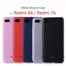 Funda de proteccion en silicona para movil chino Xiaomi Redmi 7A