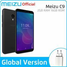 Movil chino Meizu C9 2GB 16GB versión Global pantalla 5,45 pulgadas 1440X720P cámara trasera de 13MP batería de 3000mAh