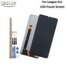 Pantalla LCD + pantalla táctil de reemplazo para movil chino Leagoo S11