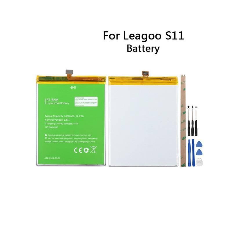 Bateria original de3000 mAh para movil chino Leagoo S11