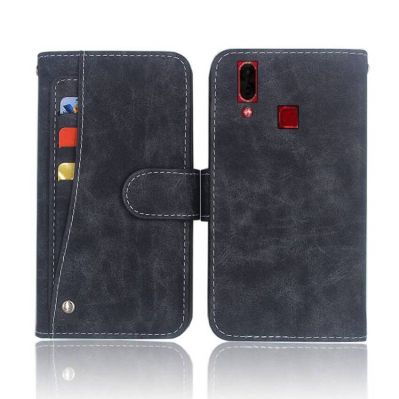 Funda de proteccion con tapa para movil chino Leagoo S11