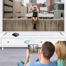 Tv Box con Android 9,0 4G 64G 6K Youtube Asistente de Google 3D Video receptor de TV, Wifi, Bluetooth