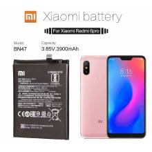 Bateria original de 3900 mAh para movil chino Xiaomi Redmi 6 Pro