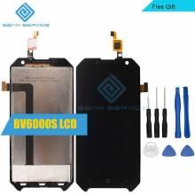 Pantalla LCD + pantalla táctil de reemplazo para movil chino Blackview BV6000