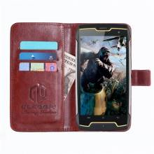 Funda de proteccion con tapa para movil chino Cubot King Kong