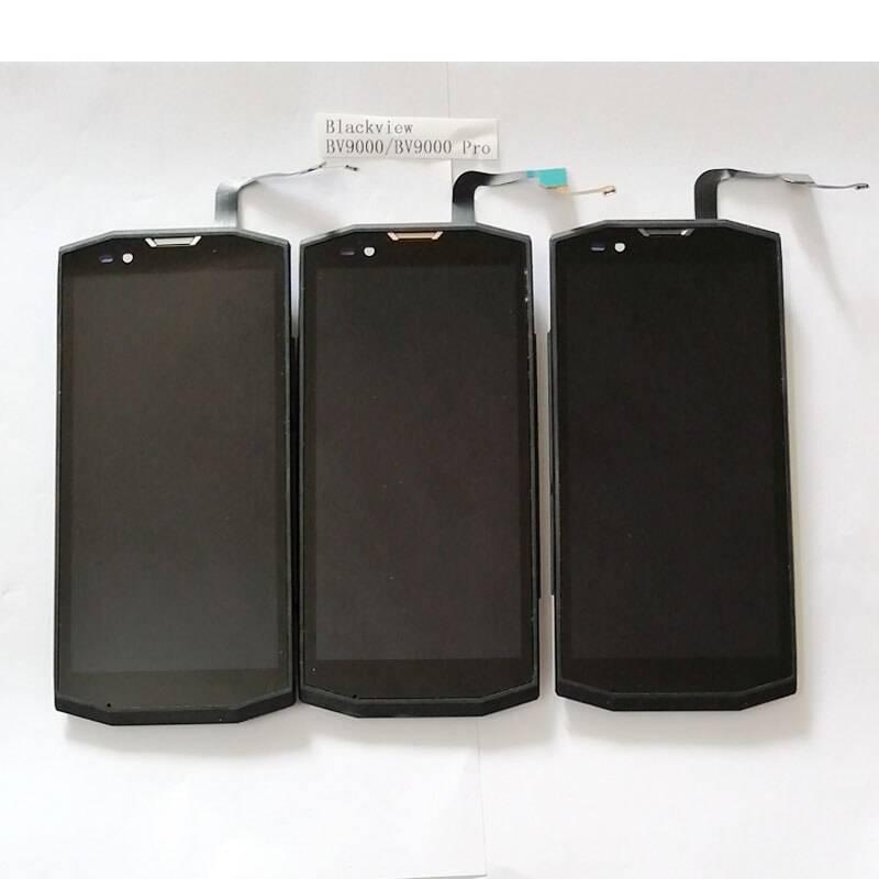 Pantalla LCD + pantalla táctil de reemplazo para movil chino BLACKVIEW BV9000/BV9000 Pro